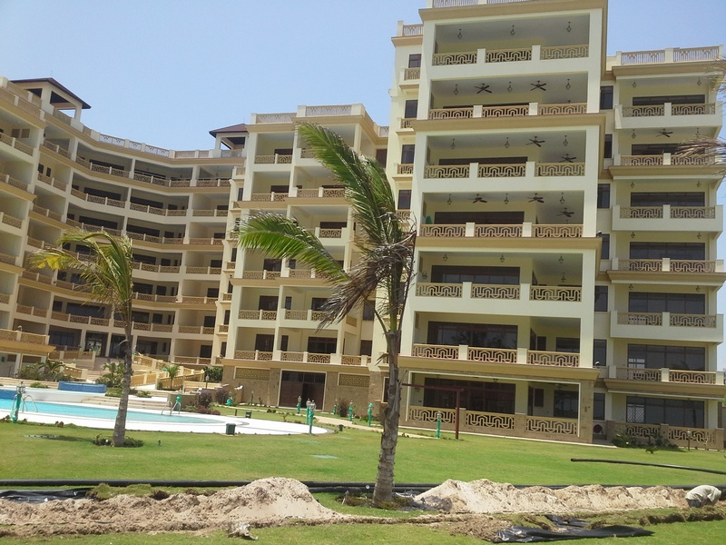 RIGHT ADRESS APARTMENTS - MWAMBA DRIVE (NEW NYALI), MOMBASA